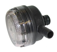 "Fresh Water Pump Inlet Strainer - 15mm (1/2"")  Hose"