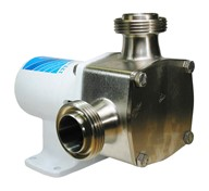 "1 1/2"" P200 'Pureflo' Hygienic Self-Priming Flexible Impeller Pedestal Pump"