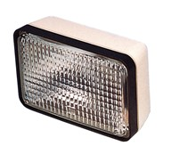 Deck flood light 150mm, 24 volt dc