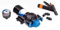 HotShot Wash Down <b>heavy duty</b> pressure controlled diaphragm pump