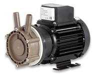 Magnetic Drive, sealless regenerative pump, 230v/1/50-60Hz
