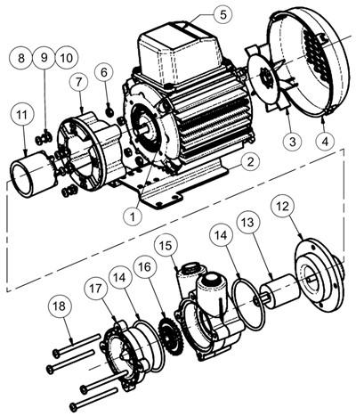 Jabsco Head Pump, Jabsco, Free Engine Image For User