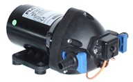 Self-priming diaphragm pump 24v d.c.