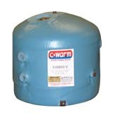 50 litre Vertical Water Storage Heater